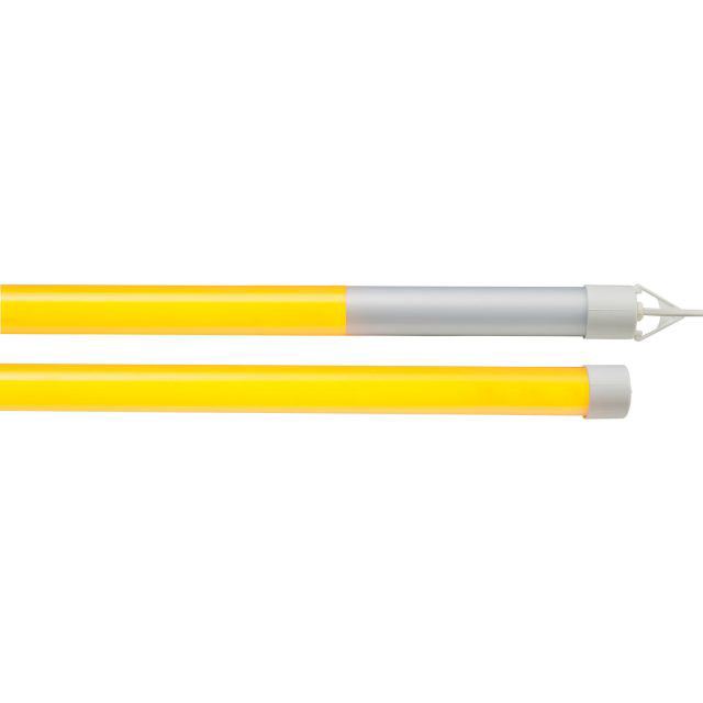 Fluorescent stick light yellow